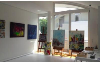 Atelier Koki van Trotten – Malerei & Malkurse