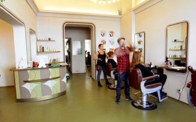 Friseur Haareszeiten Danziger Straße