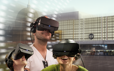Berlin TimeRide – Virtual Reality Zeitreiseerlebnis