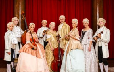 Berliner Residenz Konzerte / Große Orangerie Schloss Charlottenburg