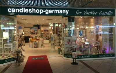 Candle Shop Germany for Yankee Candle