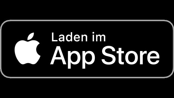 Das B-Card app im apple app store