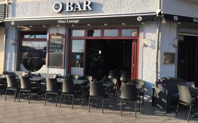 Mini Lounge am Ostkreuz