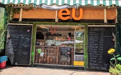 Cafe Eule im Park am Gleisdreieck
