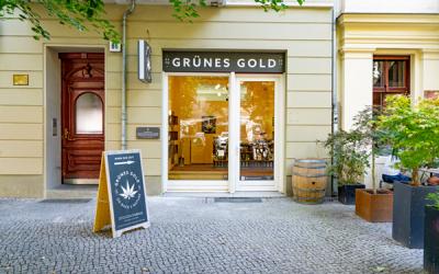 Grünes Gold CBD Shop Berlin