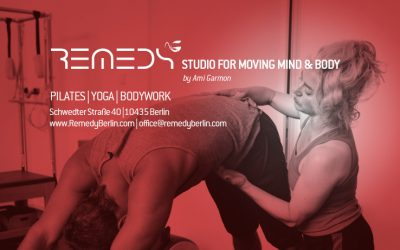 Remedy Studio Berlin – Pilates | Yoga | Bodywork