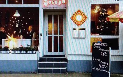 Cafe joseph indisches bistro