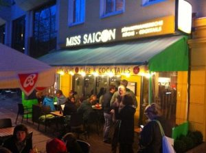 Miss Saigon Restaurant