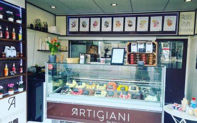 Artigiani, das natürliche Eis
