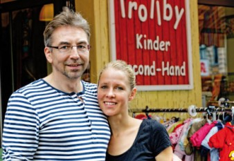 Trollby Kinder – Second Hand mit Umstandsmode